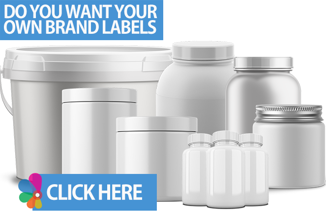 Private Label Nutrition Supplements Own Label Brands